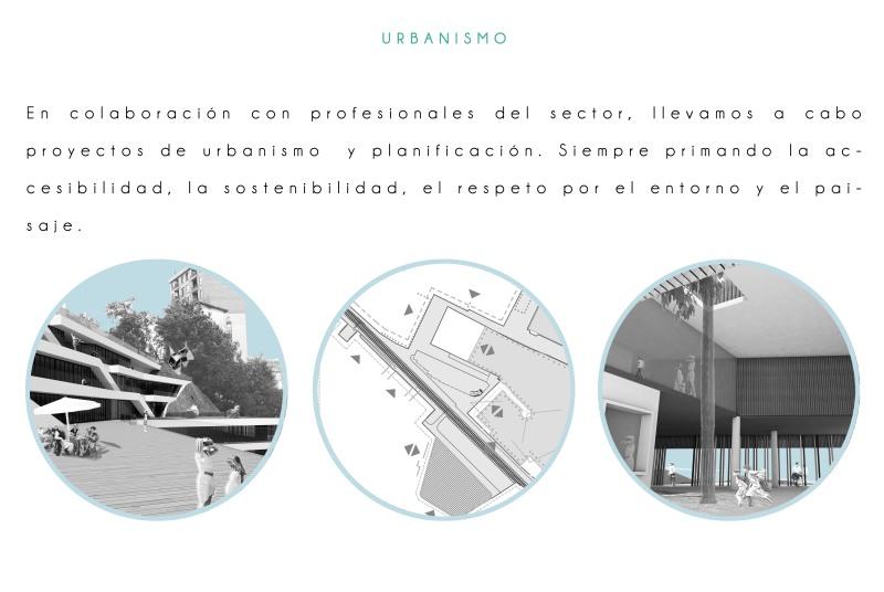 Urbanismo. Inspección técnica del edificio. Estudio urbanos.